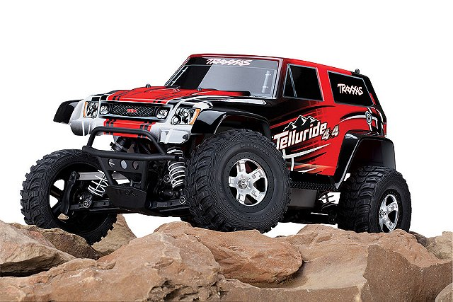 Traxxas Telluride - 1:10 Electric RC Monster Truck