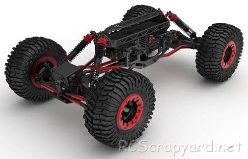 Venom Creeper Chassis