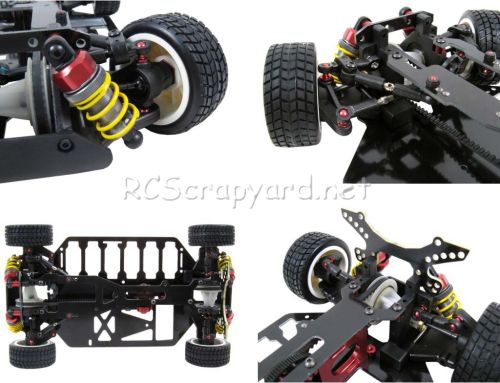 Xpress MRR2-Junior Chassis