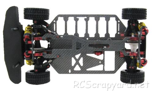 Xpress Mini Road Runner II Pro - MRR2-PRO Chassis