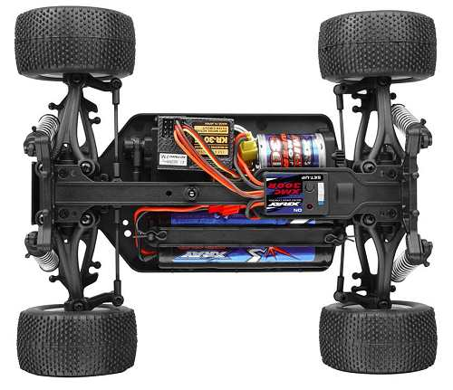 Xray M18T Chassis