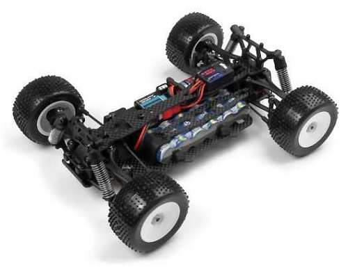 Xray M18T Pro Chassis