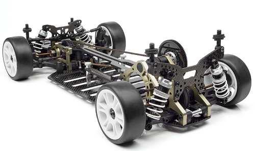 Xray T1-Evo2 C-Hub Chassis