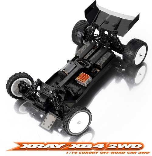 Xray XB4 2WD Chassis