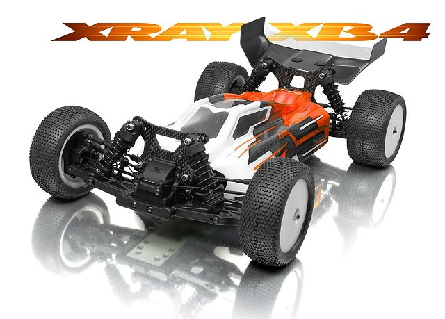 Xray XB4 - 4WD - 1:10 Electric RC Buggy