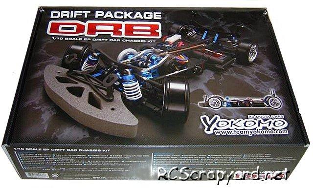 Yokomo Drift Package DRB - 1:10 Electric Drift Car