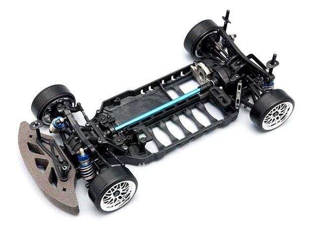 Yokomo Drift Package Plus - DP-DP1 - 1:10 Electric Drift Car