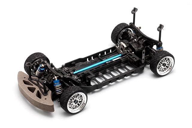 Yokomo Drift Package Plus SSGP Edition - Chassis