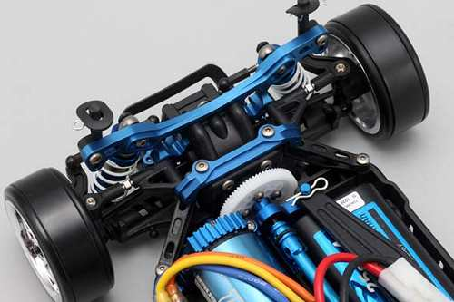 Yokomo Drift Package Plus Type C Special Chassis