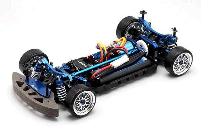 Yokomo Drift Package Plus Type C Special - DP-DP7CSC - 1:10 Electric Drift Car