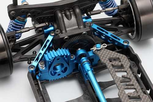 Yokomo Drift Package DP Super Plus Chassis