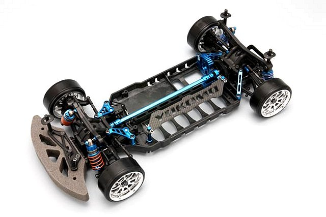 Yokomo DP Super Plus DP-DP4 - 1:10 Electric Drift Car