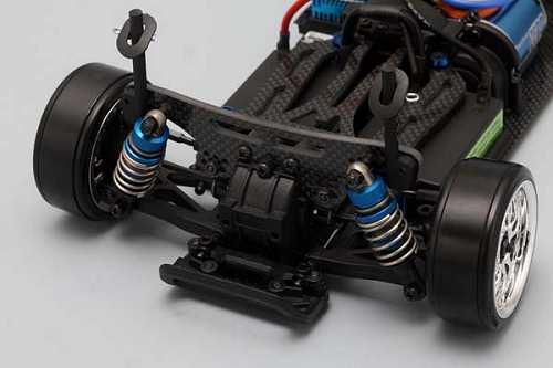 Yokomo D-Max Drift Package Chassis