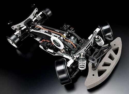 Yokomo DIB Drift Package Chassis