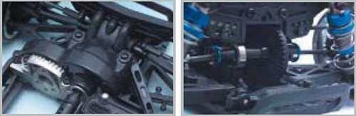 Yokomo DP-DP1 Drift Package Plus Chassis