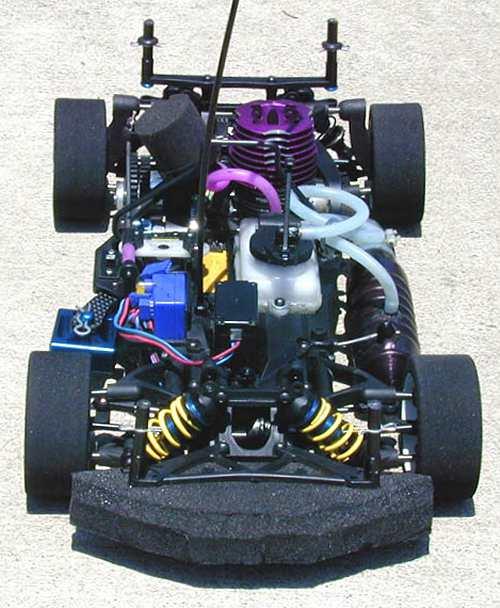 Yokomo GT4 Chassis