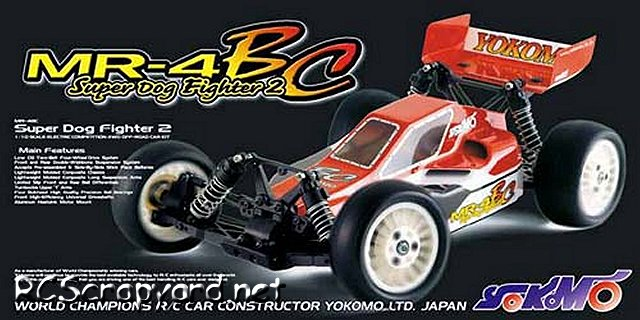 Yokomo MR-4BC - 1:10 Electric Buggy