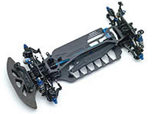 Yokomo MR4TC SD Chassis
