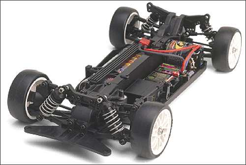 Yokomo MR4TC Chassis