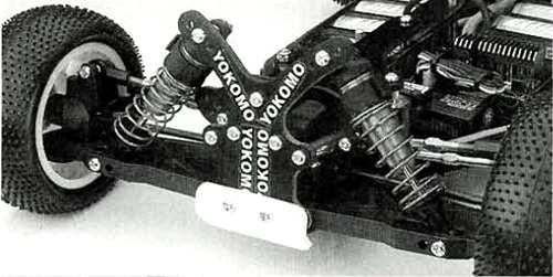 Yokomo MX-4 Chassis