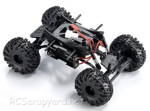 RCTRAX MiniQLO Rock Crawler