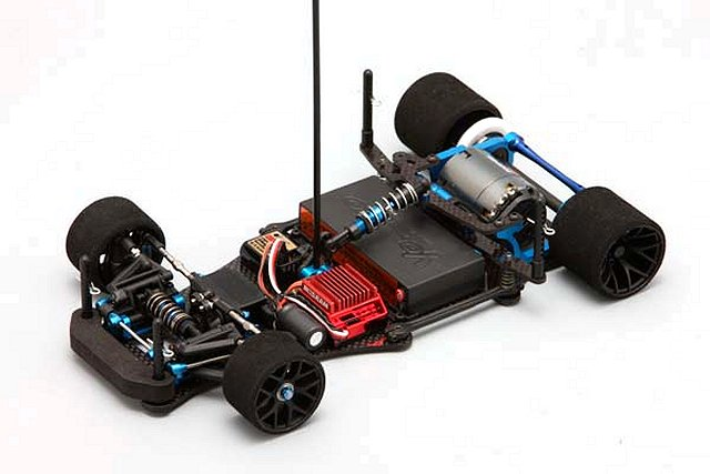 Yokomo R12 - 1:12 Electric Pan Car