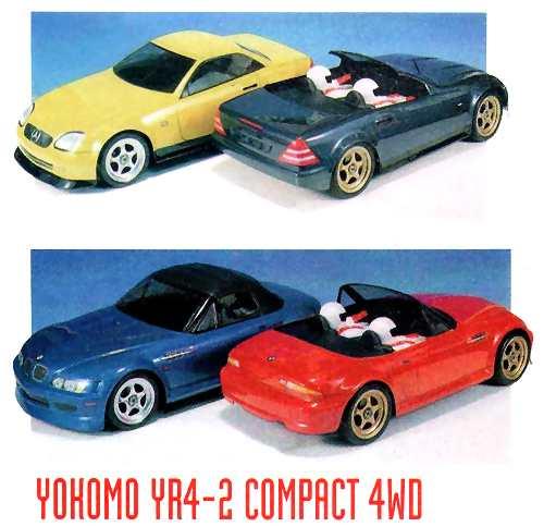 Yokomo YR4-2 Compact