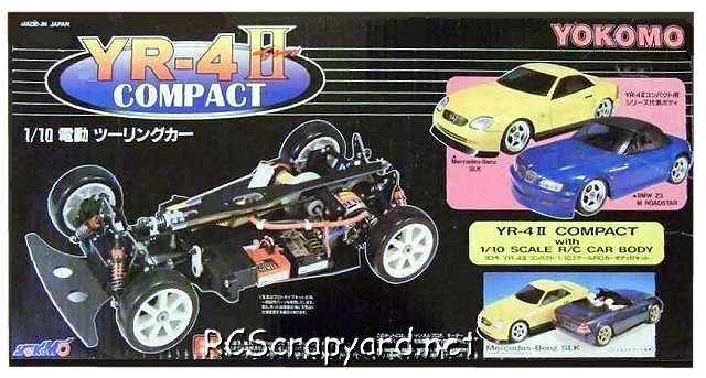 Yokomo YR-4 II Compact - 1:10 Electric Touring Car