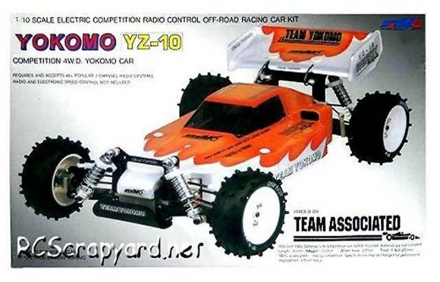 Yokomo YZ-10 - 1:10 Electric Buggy