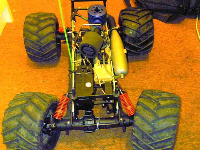 Kyosho Mad Force 3