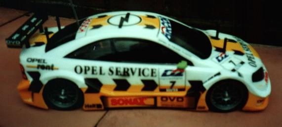 Tamiya TL-01 Opel V8 2