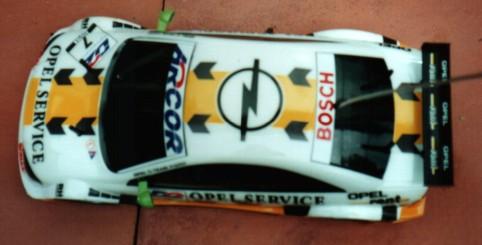 Tamiya TL-01 Opel V8 3
