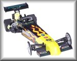 RC Drag Cars