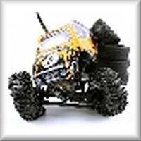 RCTRAX MiniQLO Crawler