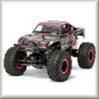 Tamiya Rock Socker Truck - CR-01